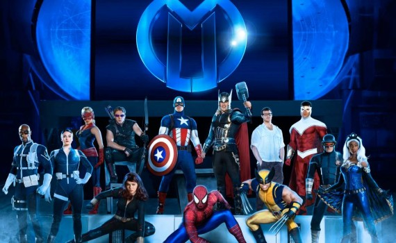 Marvel Universe Live in Baltimore