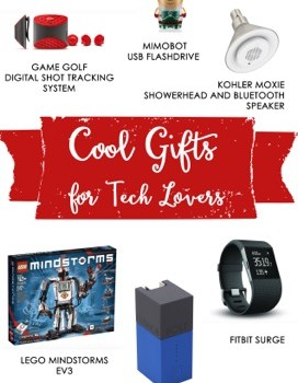 2015 Tech Lovers Gift Guide