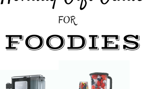 Holiday Gift Guide for Foodies. Full story at www.cookwith5kids.com