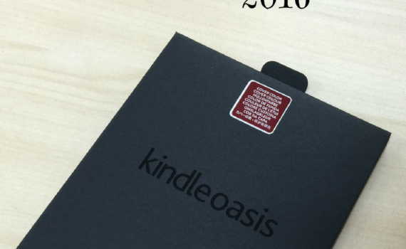 The Kindle Oasis is one of Oprah's favorite Things. Full story at www.cookwith5kids.com