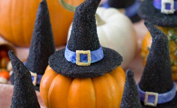 Halloween Food Recipe Roundup on Cookwith5kids.com