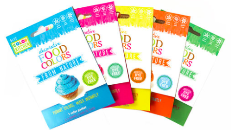 Color Kitchens Safe colors for baking