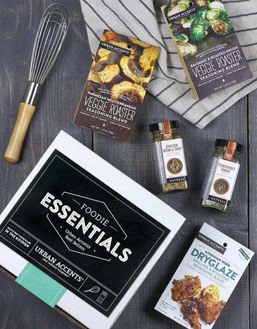 foodie gift guide, gourmet seasonings blend gift idea