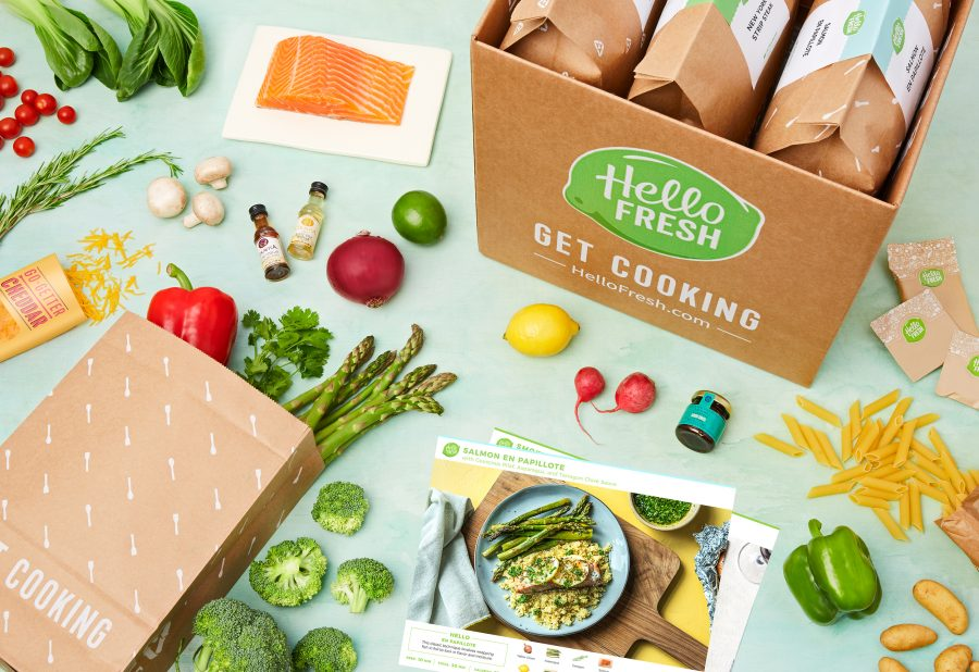 Hello Fresh Family Plan makes a great gift