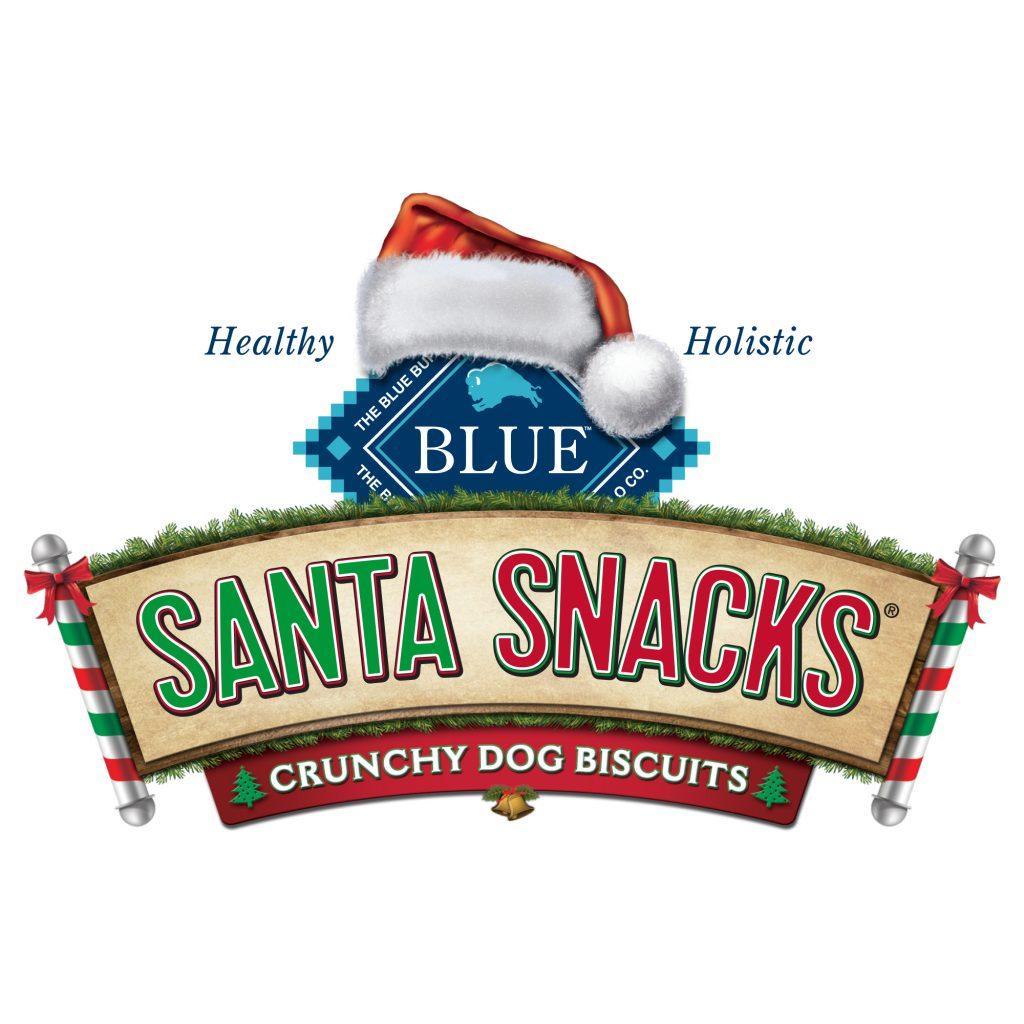 blue buffalo santa snacks treat