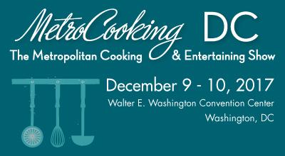 Metro Cooking DC Ticket Giveaway
