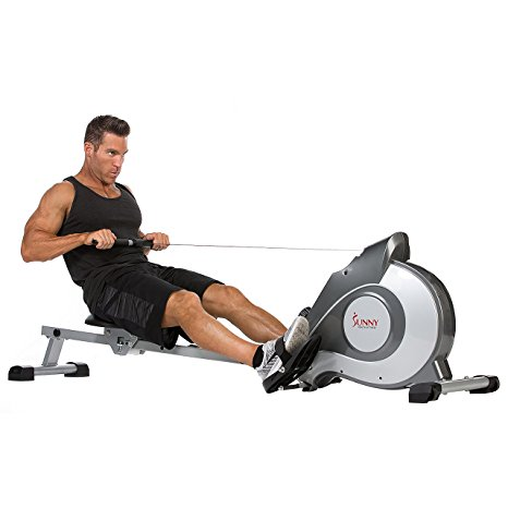 Rowing machine is a great way to get exercise
