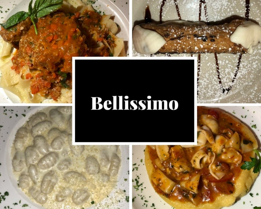 Bellissimo restaurant one of our top picks for best restaurants in northern virginia