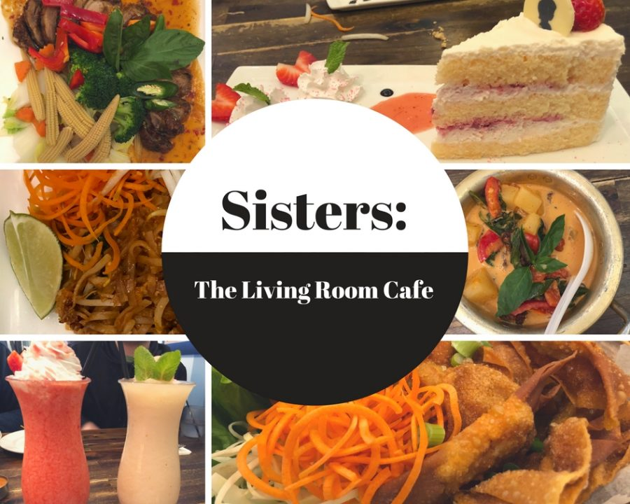 Sisters Thai the Living Room Cafe is a best restaurant pick for Northern Virginia