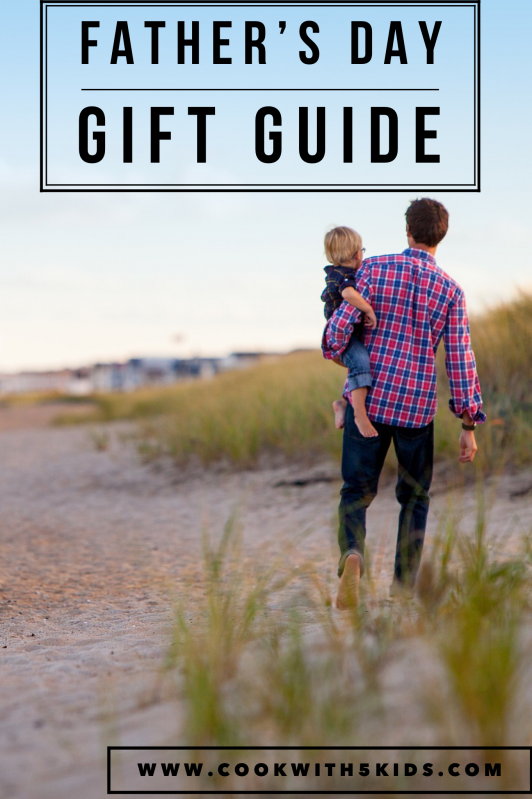 Father's Day Gift Guide, 12 great gifts for all the men on your list
