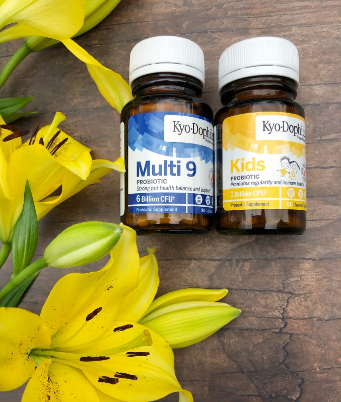 kyo-dophilus probiotics for kids and adults