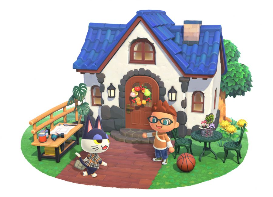 animal crossing new horizons house