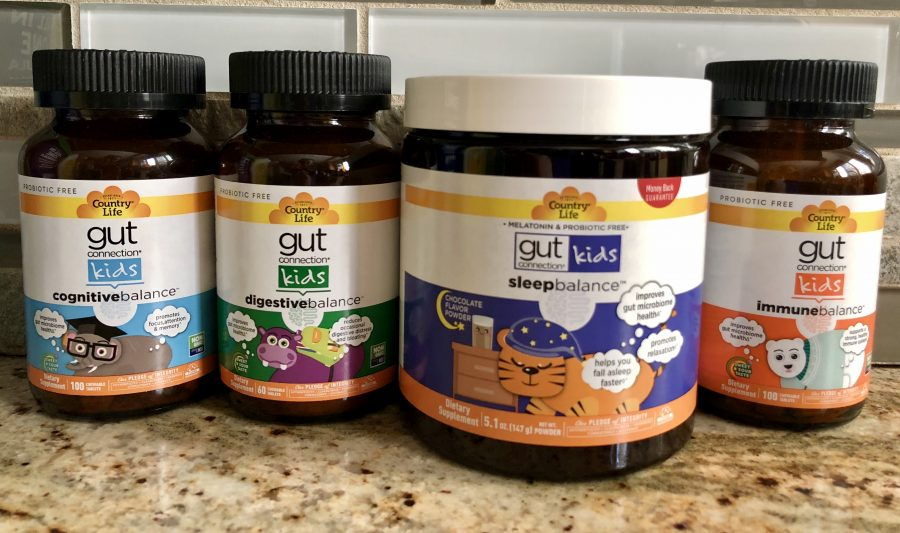 country life vitamins for kids gut connection