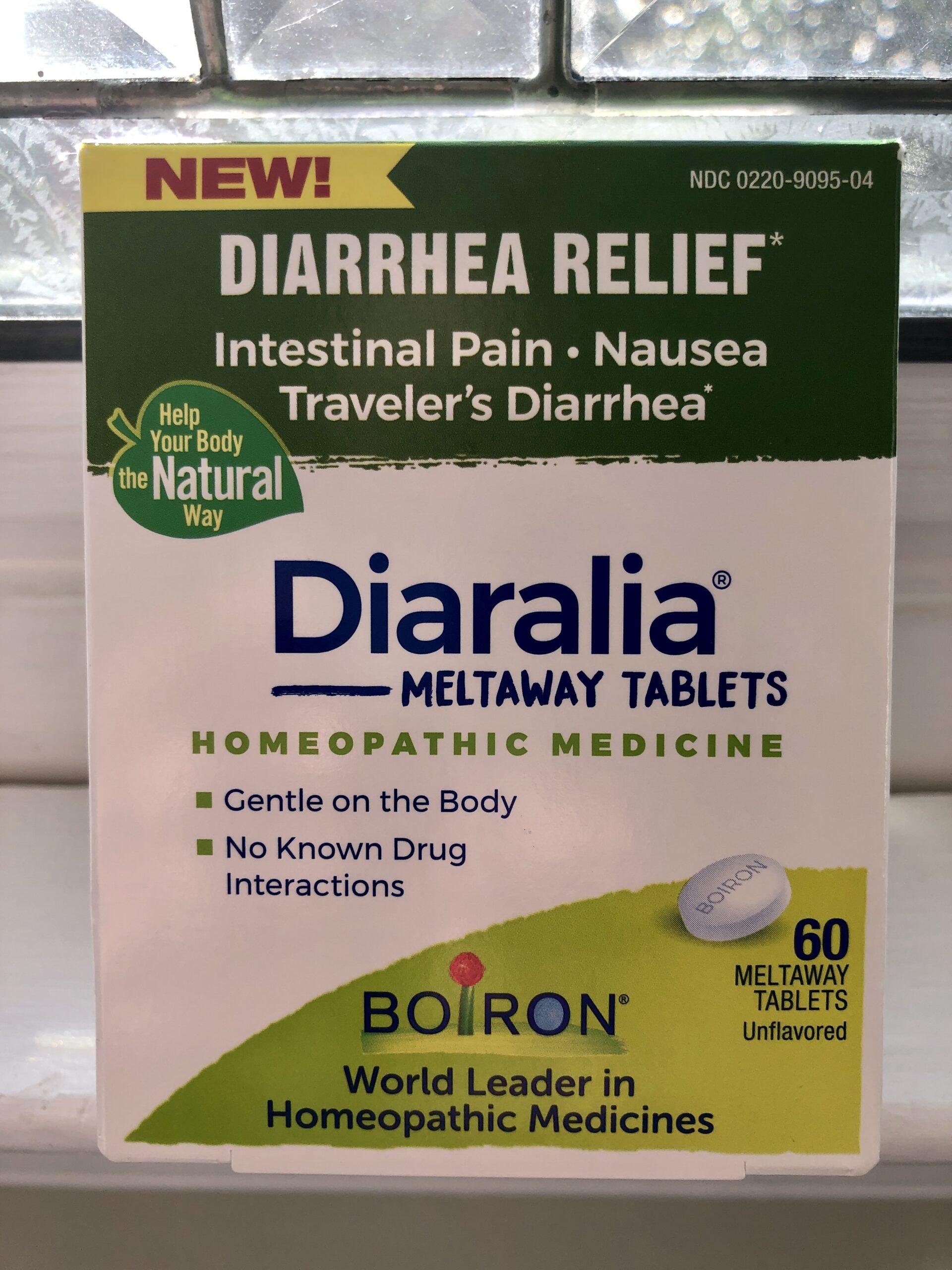 Diaralia Boiron homeopathic medicine