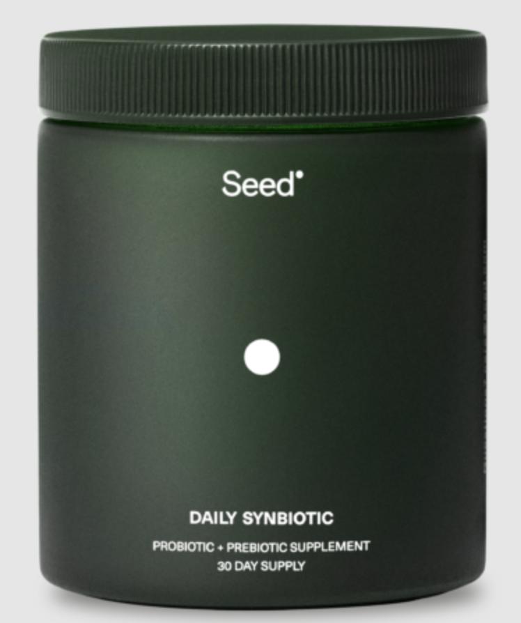 seed synbiotic jar