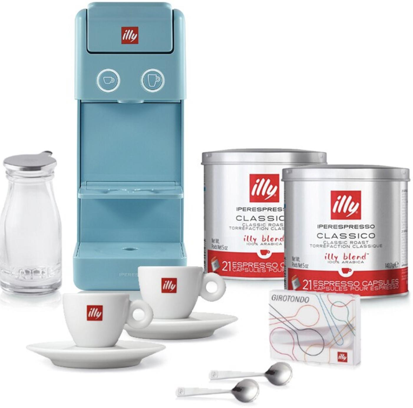 illy coffee essentials bundle