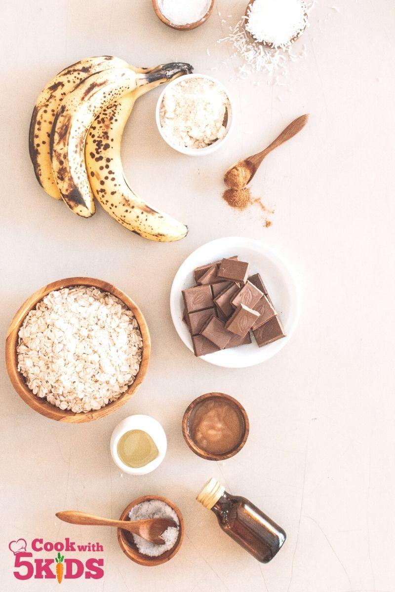 vegan breakfast cookie ingredients