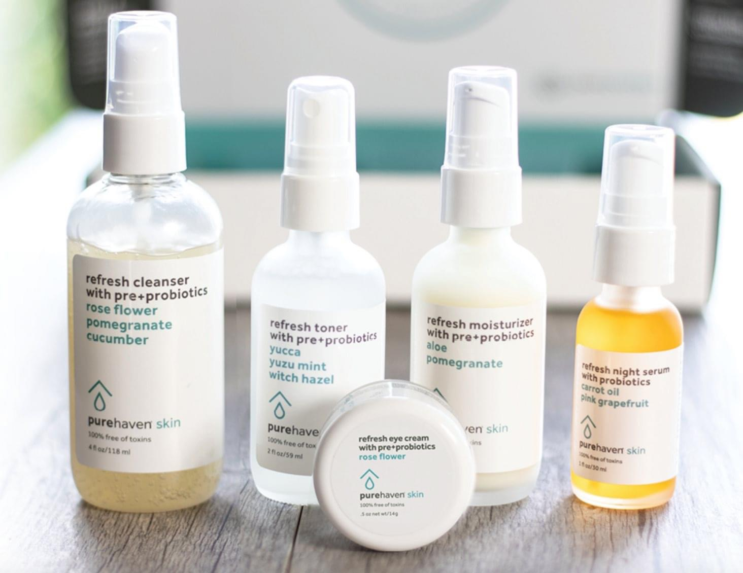pure haven skincare