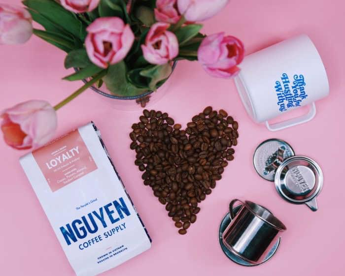 Nguyen vietnamese coffee