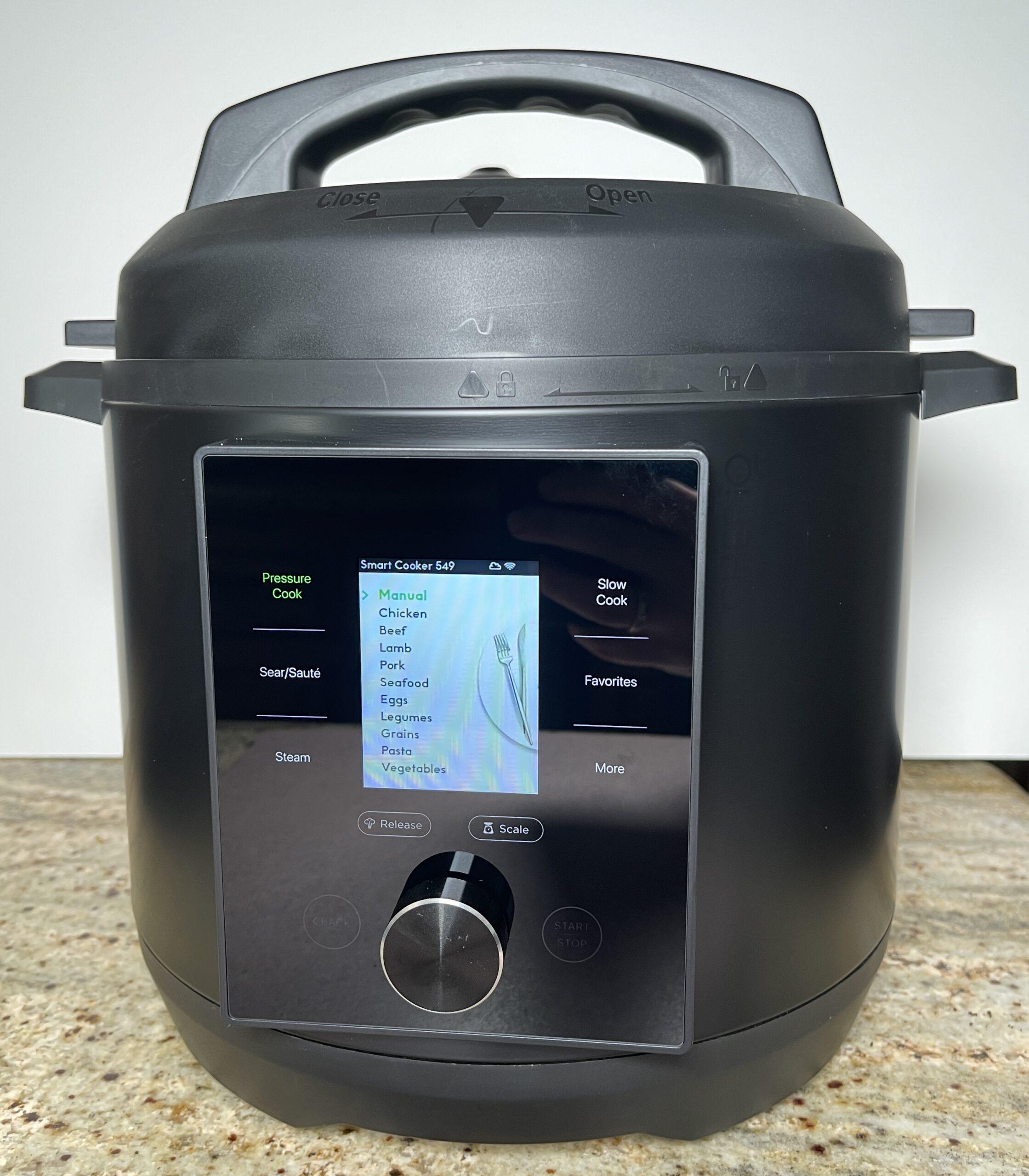 chefiq pressure cooker