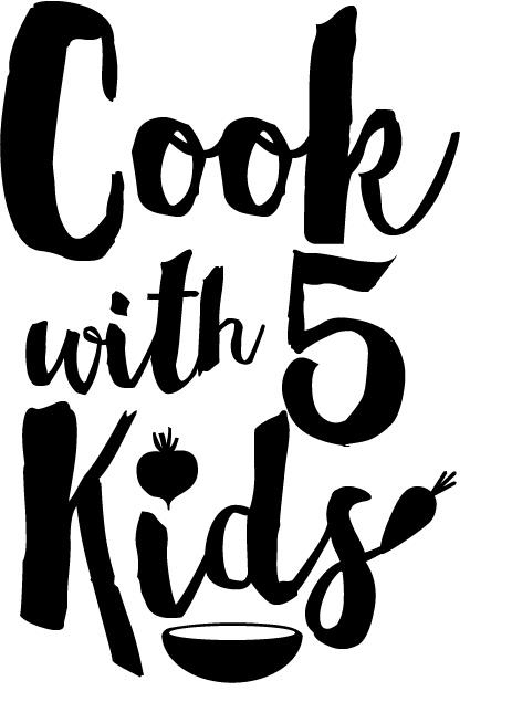 CookWith5KidsLogo