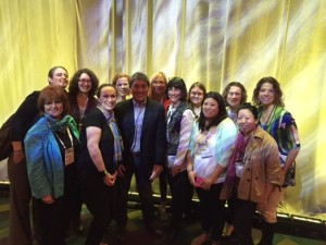 Guy Kawasaki and #Teamfreshsummit
