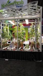 Nature Fresh Farms at PMA Fresh Summit