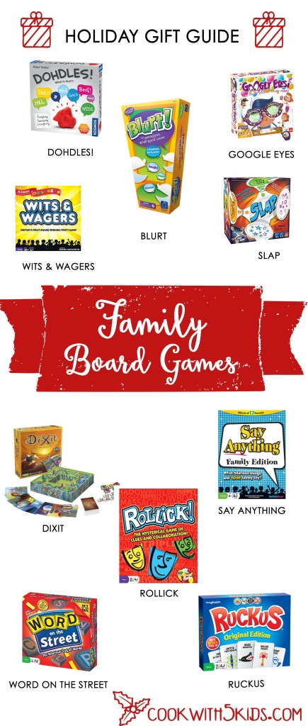 best family board games gift guide 2015