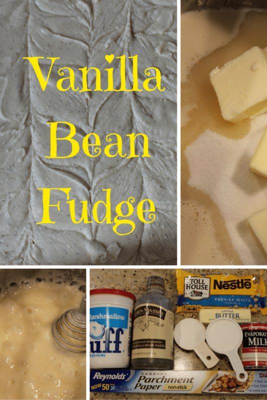 Vanilla Bean Fudge: The Perfect Homemade Gift