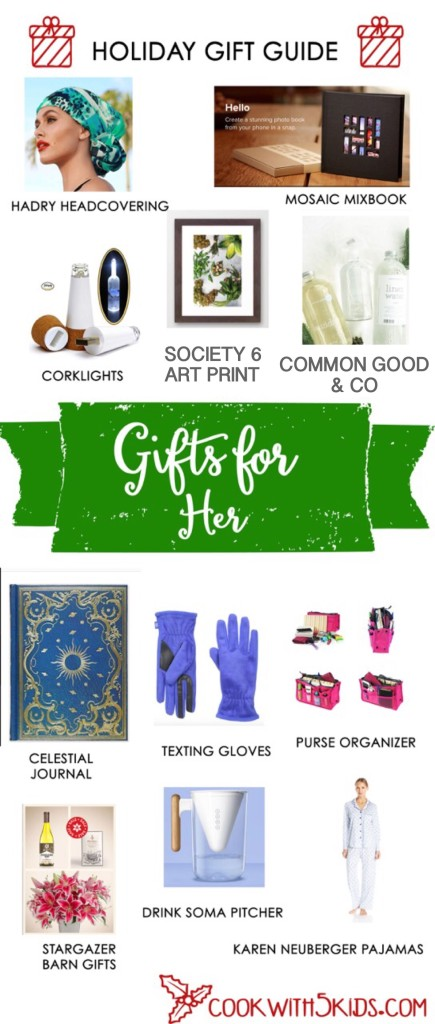 gifts for women gift guide 2015