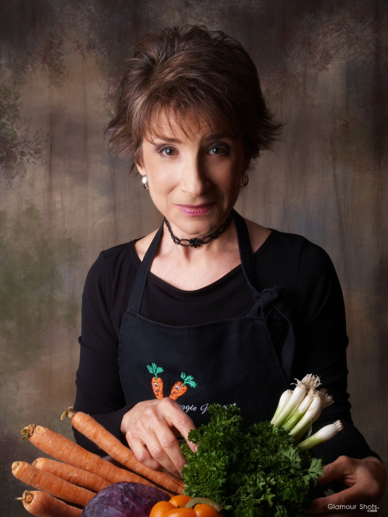 MImi Clark, the Veg Gourmet