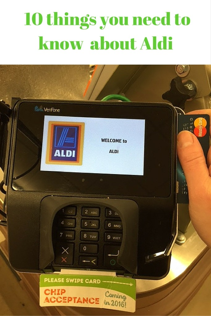 It's time to shop at Aldi