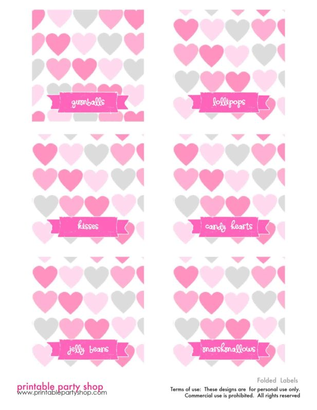 Valentines Day Party and Printable - Cookwith5Kids