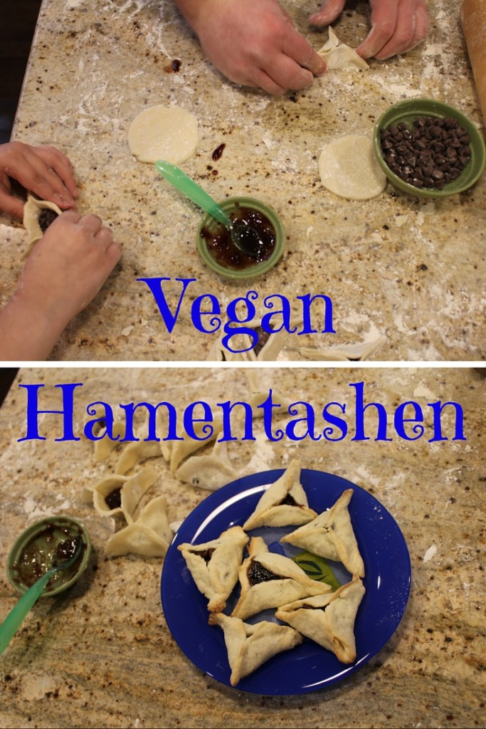 easy vegan hamentashen