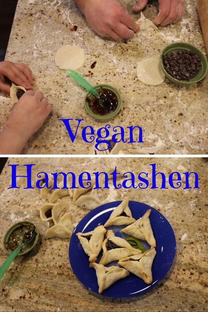 easy vegan hamentashen