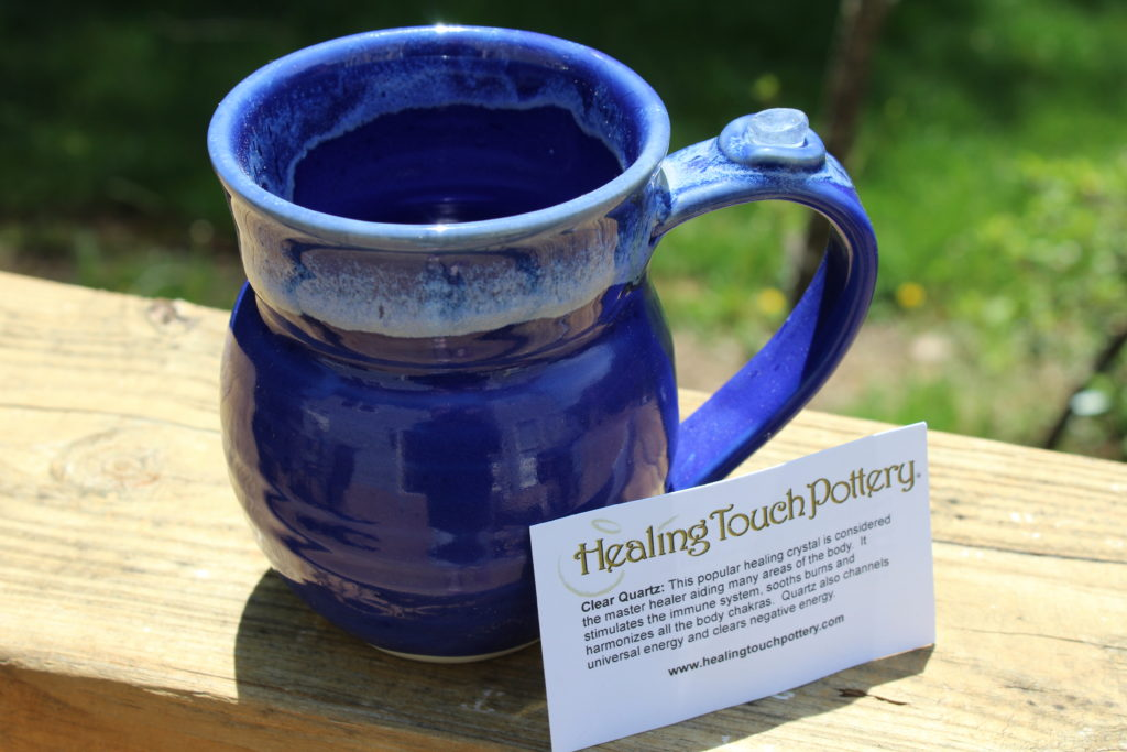 Healing Stone Mug from Uncommon Goods