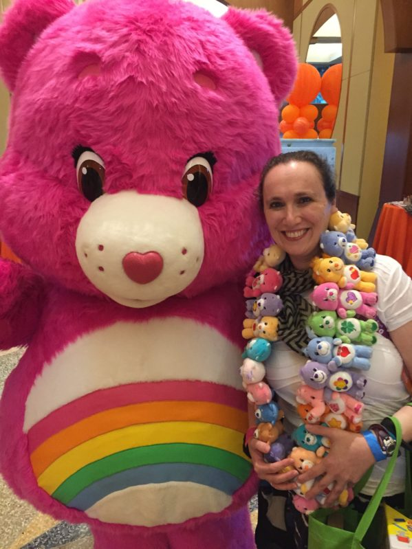 Care Bears at #BBNYC