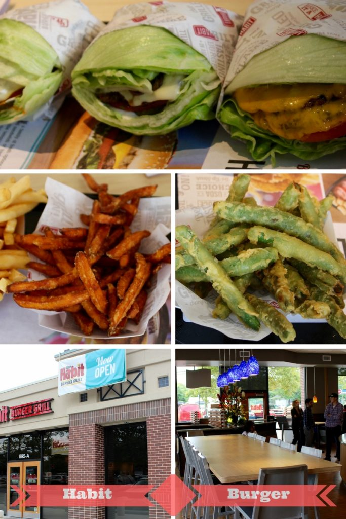 Restaurants in Bethesda Maryland Rockville Family Friendly - Habit Burger just opened in Rockville, MD.Review via @cookiwith5kids