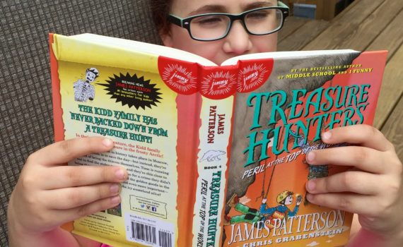 Treasure Hunters Mother Daughter Book Club