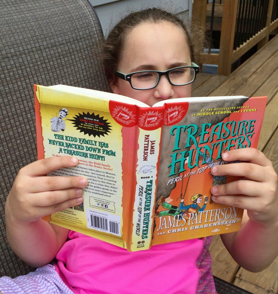 Treasure Hunters Mother Daughter Book Club