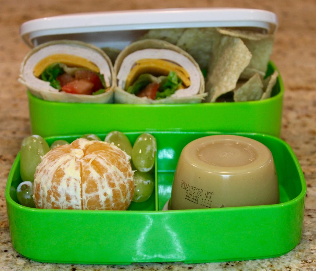 Back to School Lunches from Whole Foods NOVA
