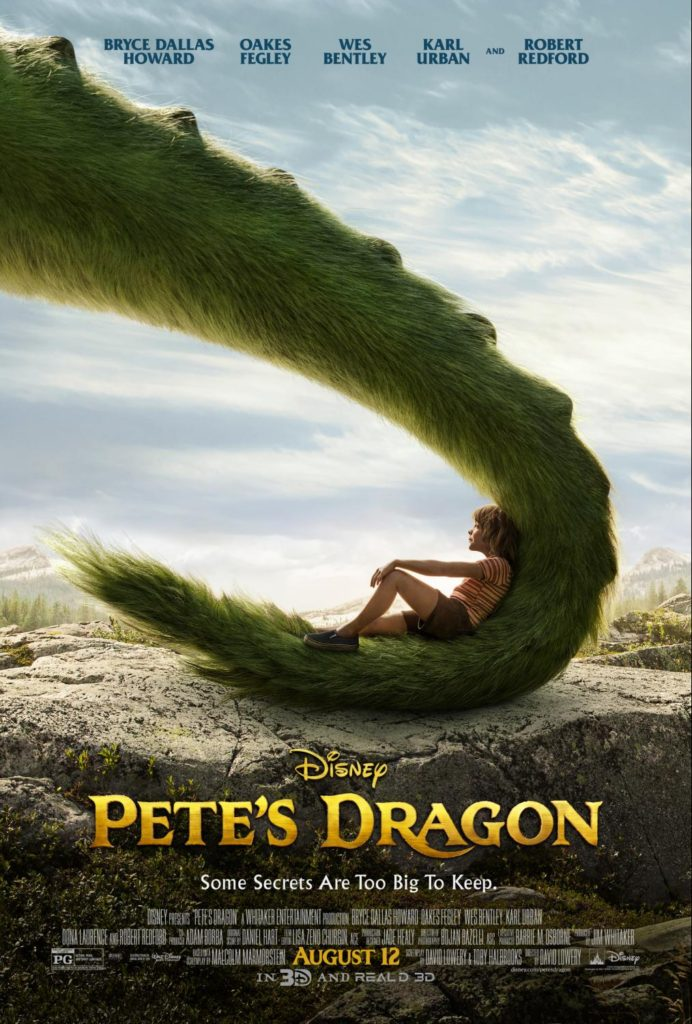 Petes Dragon real Parent review at www.cookwith5kids.com/2016/08/petes-dragon/
