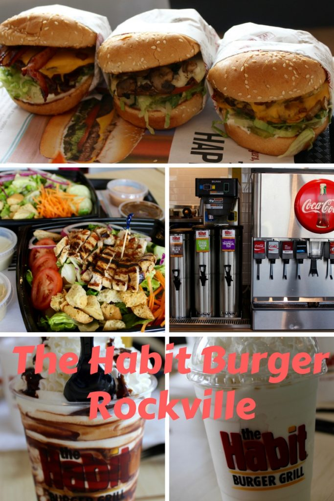 Restaurants in Bethesda MD  Rockville Area - Habit Burger review via @cookwith5kids