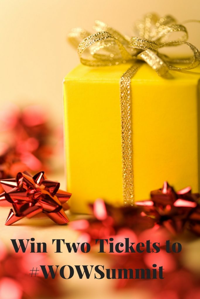 Mom Bloggers Conference Win Two Tickets to #WOWSummit Read the full details at www.cookwith5kids.com
