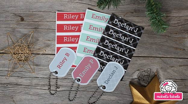 Mabels Labels giveaway at www.cookwith5kids.com