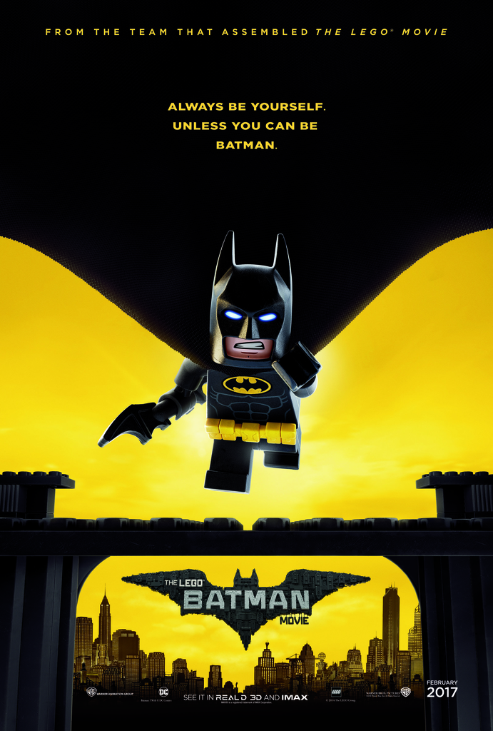 LEGO Batman review