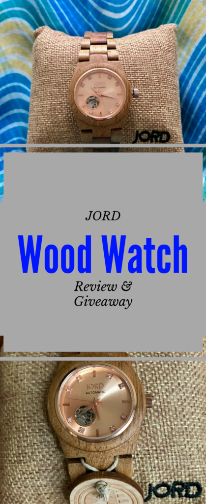 Wood Watch review and Giveaway at http://www.woodwatches.com/#cookwith5kids