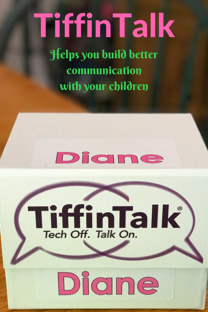 TiffinTalk helps you communicate better with your children via Cookwith5kids @cookwith5kids mom blog