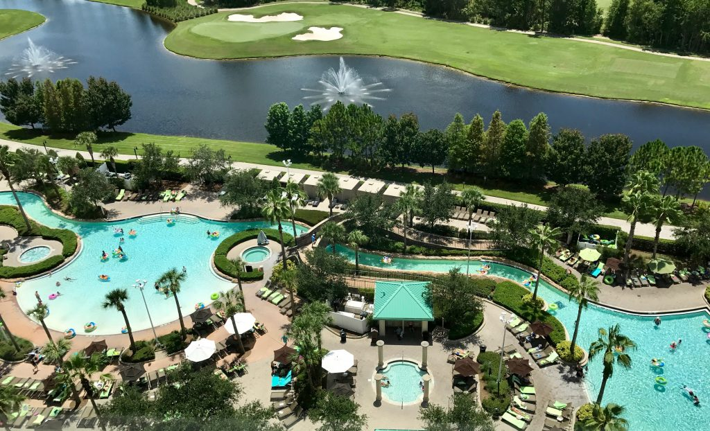 Hilton Bonnet Creek for Blogher17 via Cookwith5kids @cookwith5kids mom blog