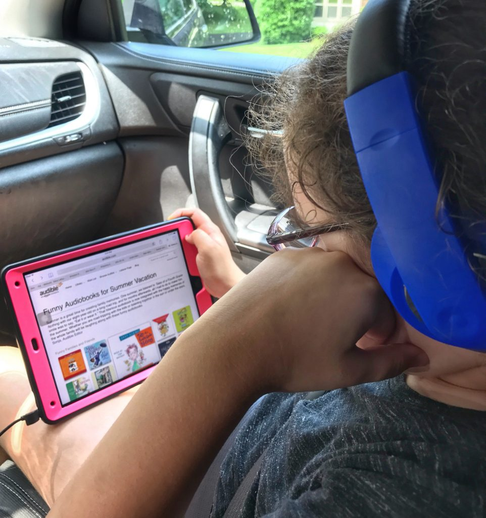 Road Trip Entertainment with an Audible Subscription